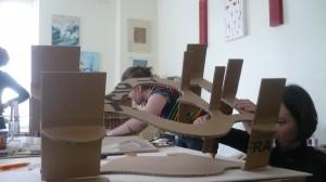 Les ateliers carton feel free vous accueille pour votre formation DIF, Fongecif...