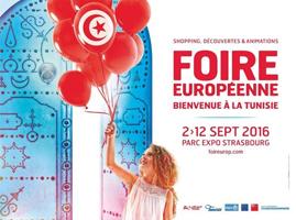 FOIRE EUROPEENNE - 5 SEPTEMBRE 2016